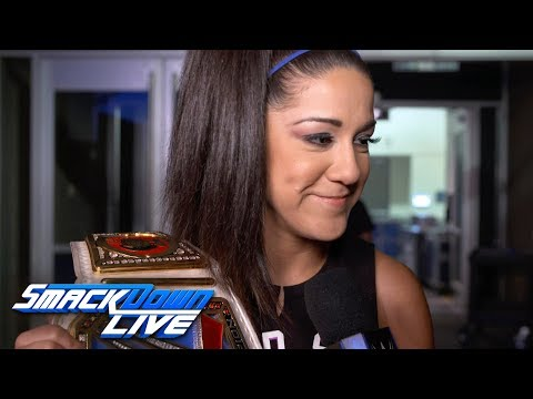 Bayley ready to elevate the Women's division the right way: SmackDown Exclusive, Aug. 20, 2019