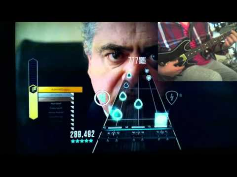 "Hardest Guitar Hero Live Song? - ""Stache"" by Zedd 97% Expert Guitar"