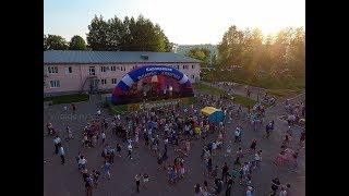 Профилактика - концерт в Верхней Салде (День молодежи, 27.06.18)