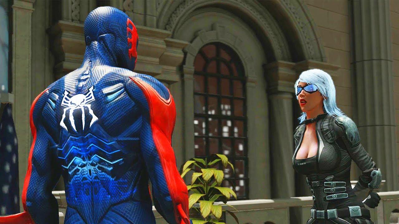 Spiderman 2099: The Amazing Spider-Man 2 #05: Vs Gata Negra E Cletus