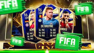 WE SPENT 240K FIFA POINTS ON THE TOTY MIDFIELDERS AND GOT...😲👀💲