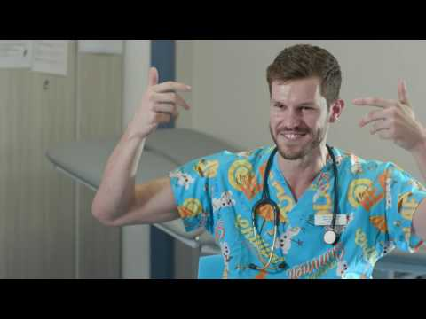 Dr Simon - Paediatric Doctor At Sydney Children's Hospital, Randwick