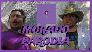 J Balvin- Morado (Parodia)