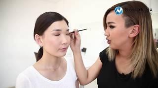 Модный летний азиатский макияж. Советы визажиста