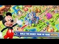 Disney Magic Kingdoms Simulation Action Adventure Android Gameplay Video