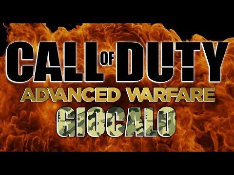 CALL OF DUTY: ADVANCED WARFARE - GIOCALO!