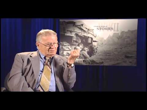 Central Illinois World War II Stories - Oral History interview with Ralph Wagner Woolard - Part 1