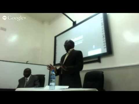 [REPLAY] Chingola Chamber Of Commerce Business Talk: CEO Konkola Copper Mine