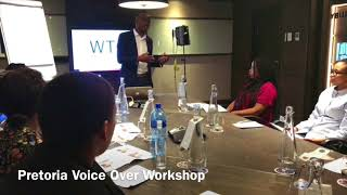 Weza Voice Over Workshops