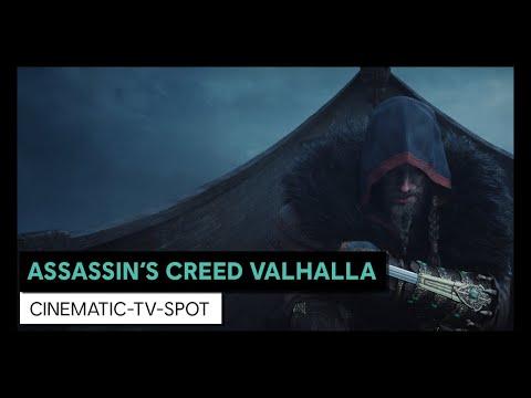 ASSASSIN'S CREED VALHALLA - CINEMATIC-TV-SPOT