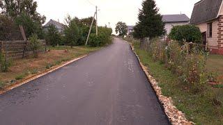 В Зарайске продолжается ремонт автомобильных дорог