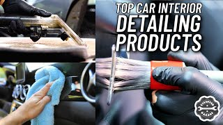 My Top Car Detailing Tools & Products for Complete Disaster Car Interior Cleaning 2020