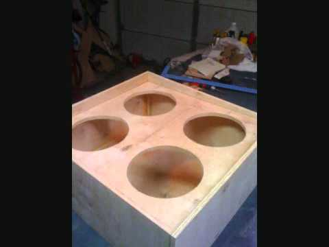 diy make custom 4x12 guitar speaker cabinet build celestions youtube. Black Bedroom Furniture Sets. Home Design Ideas