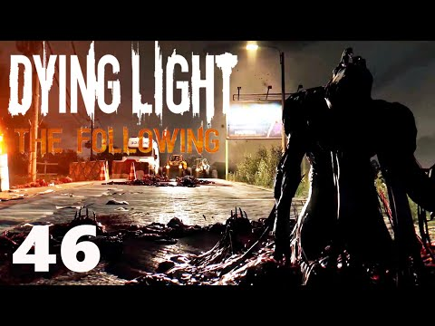 Let's Play - Dying Light The Following DLC -  A Special Mask Won't Hide It All |