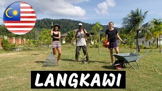 Gambar cover WELCOME TO LANGKAWI - How we ended up here