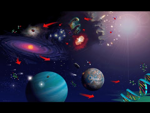 Astronomy Talk: Life in the Universe – The Science of Astrobiology