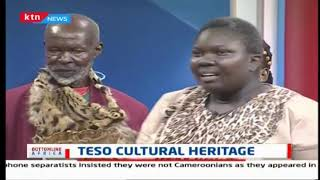 Teso cultural Heritage perfomance