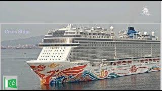 Aerial View Sea Ships