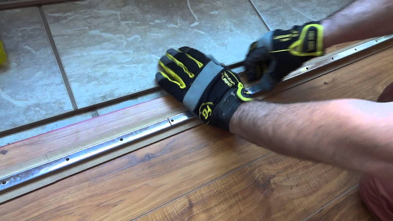 T Moulding Strips How To Make 1 Long Strip From 2 Shorter Lengths Youtube
