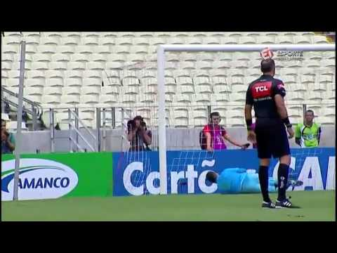 FORTALEZA 1 X 1 ALTOS PI   GOLS   COPA DO NORDESTE 2017 HIGH