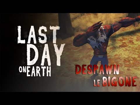 LAST DAY ON EARTH - Comment se débarrasser du BIGONE pendant un Raid !