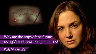 Polly Mackenzie: 'Why are the apps of the future using Victorian working practices?' - Viewsnight