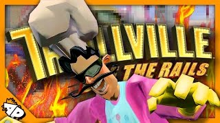 THRILLVILLE: OFF THE RAILS - Part 6 - UNDER HYPNOSIS