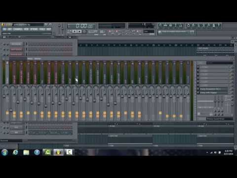 How To Make a Trap Beat *2014* (808 Mafia Type)