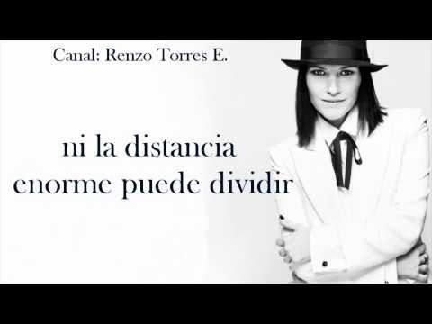 Laura Pausini - La Soledad con Ennio Morricone (Letra)
