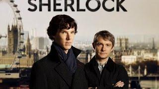 Sherlock BBC Main Theme