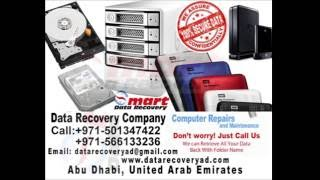 DATA RECOVERY DUBAI