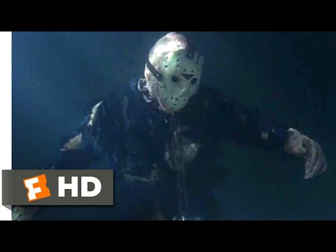 Friday The 13th VII: The New Blood (1988) - Resurrecting Jason Scene (1/10) | Movieclips