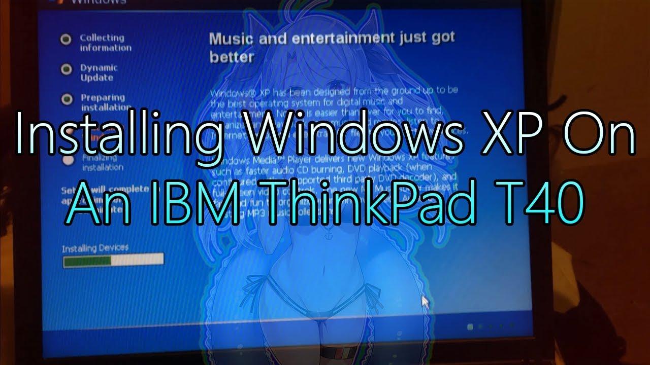 ibm thinkpad t42 drivers for windows xp free download