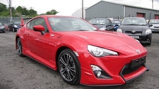 Review & Test Drive: 2016 Toyota GT86 Aero Pack