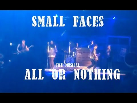 small faces - musical all or nothing in Eastbourne 5th, 6th and 7th September 2016