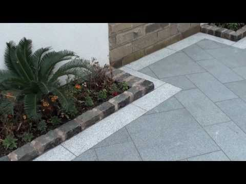 Marshalls Eclipse Granite Patio in Manchester