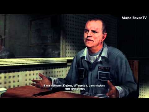 L.A. Noire Xbox 360 - Interrogations Of Jacob Henry (Chapter The Red Lipstick Murder)