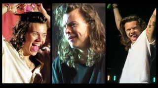 Harry Styles - Endearingly dorky moments