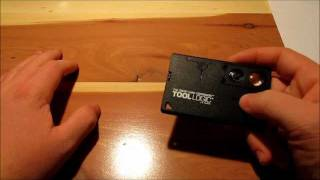 Tool logic credit card companion review