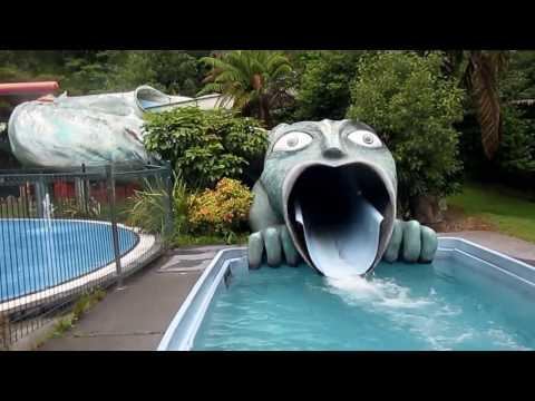 Taupo DeBretts Hot Springs, New Zealand