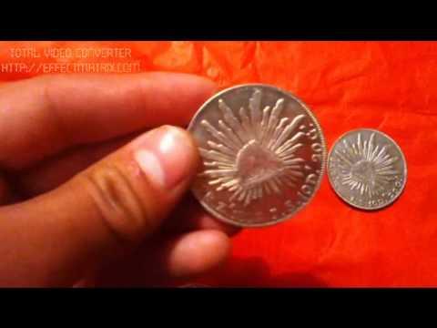 1882 Mexican Silver Coin