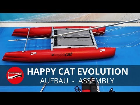 HAPPY CAT EVOLUTION | assembly - Aufbau