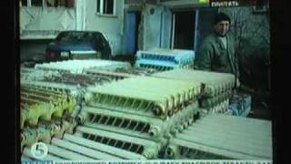 Marauders in Pripyat / Мародеры в Припяти