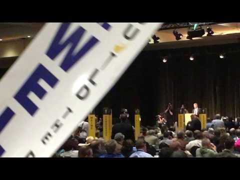 2016 Libertarian Party Nominee Gary Johnson Acceptance Speech
