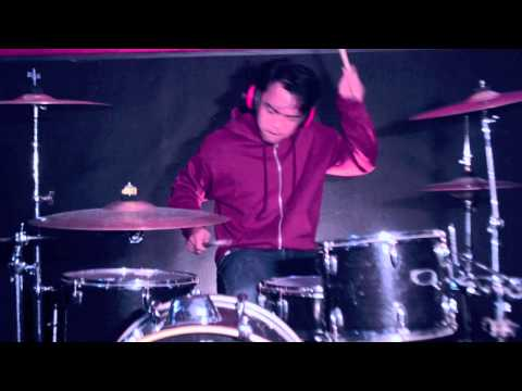 JKT48 - Heavy Rotation Drum Cover By Erik Heriyanto