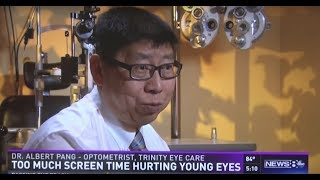 Dr. Albert Pang → Respected Optometrist in Plano at Trinity Eye Care