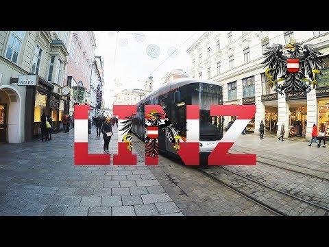 Visit Linz - Austria | Österreich | Winter | 2018 [4K]