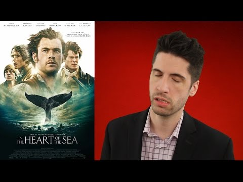 In The Heart Of The Sea movie review fragman