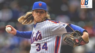 Noah Syndergaard | 2016 Highlights |