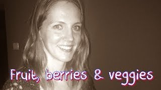 Norwegian Language: Nouns - Fruit, Vegetables and Berries